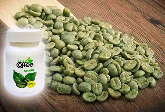 गोलियों (या कैप्सूल) के रूप में Green coffee (ग्रीन कॉफी) को