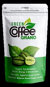 green cofee grano